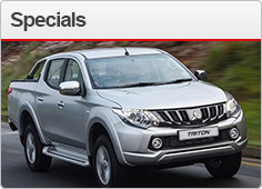 Barloworld Mitsubishi Specials